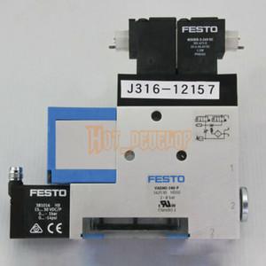 YENİ KUTU FESTO Vakum Jeneratörü VADMI-140-P (162530) 22mm
