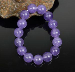 Naturale cristallo Varie pietra sciolta Pearl Yunnan Colorful Jade Yuzhu Jade Bracciale Quarzite Grande