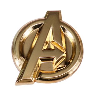 Cheap Avengers infinity war pin Marvel fans decor Brooches Jewelry & Accessories Cheap Brooches