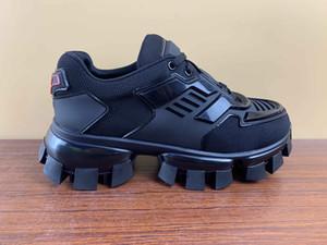 Yeni Moda Ayakkabı Cloudbust Thunder Düşük Üst Açık Örgü Erkekler Kadınlar Kauçuk Taban Ayakkabı Rahat Ayakkabılar Boyutu 35-46