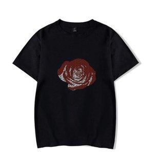 RIP Tshirts Men Women Rapper souvenir Tops Short Sleeved Summer Juice Wrld
