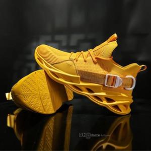 Venda quente dos homens da forma Shoes malha respirável Sneakers Passeio masculino do Calçado de Nova confortável leve Running Shoes A-200228060