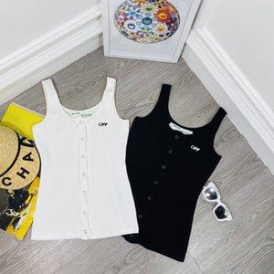 Весна и лето новой высококачественной дама жилеты случайных лифчиков топы 2020 лучшие моды одежда * 208