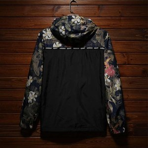 Brand Designer Mens Jackets Autumn Sun Protection Coat High Quality Thin Windbreakers Outdoor Sport Camouflage Jacket Streetwear 00