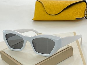40027U Fashion New Designer Occhiali Da Sole Retro Frameless Occhiali Da Sole Vintage Stile punk occhiali di Alta Qualità UV400 protezione con il caso
