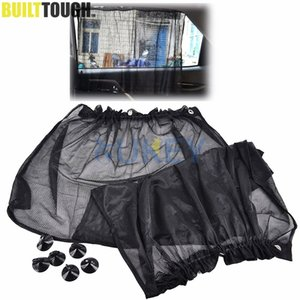 2 Pz Auto Car Window Window Side Car Auto Parasole Tenda Parabrezza Parasole Scudo Parasole Bloccato Tenda Mesh Tende