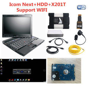 2020 per BMW Icom Diagnostic Programming Tool WiFi ICOM Next A B C 500 GB Software con laptop X201T I5CPU Pronto all'uso