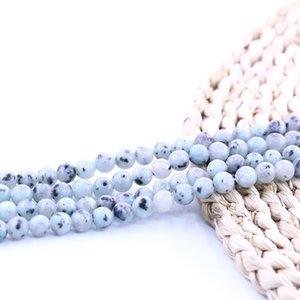 Sesame Jasper Bead 10mm 37pcs strand Smooth Round Gemstone Beads Provide Sample 15 inch strand per set