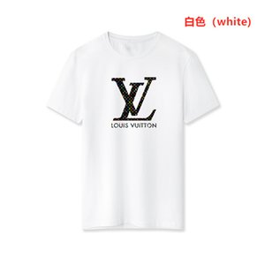 The new men's and women's T-shirts of 2020 have high-quality embroidered short men Luxury Designer Brand 1F