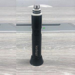 Kanboro mini Enail Dab Rig Kit with Ceramic Quartz Titanium Nail Glass Water Bubbler Filter Pipe Wax Concentrate Portabl E Nail