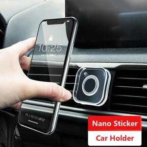 Universal-Nano Magie Aufkleber Telefon-Standplatz No Trace Gummi Schreibtisch-Wand-Aufkleber-Band-Kabel-Winde Küche Gel Auto-Telefon-Halter-Paste