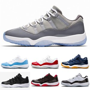 High Quality 11 11s Cap And Gown Basketball Shoes Men Women 11 Space Jam 45 Gym Red 72-10 Sneakers