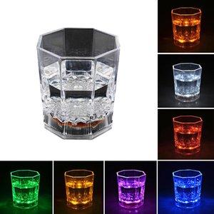 Decorazione di cerimonia nuziale del partito LED Luce Cup Dedicata Mug Bar accessorio del partito di alta qualità di articoli per la tavola di Halloween Cup luce del partito