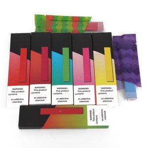 Puff bar à usage unique Pod Kit Videz 280mAh batterie avec cartouche 1,3 ml Appareil pods Vape Pen e cigarette gousses vides VS Puff Bar