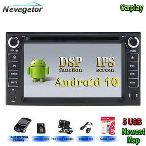 DSP Android 10 IPS Car Multimedia-Player für KIA Ceed SORENTO SPORTAGE SPECTRA SEDONA STAR CARNIVAL CERATO CARENS GPS Radio-Auto-DVD