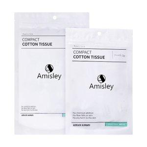 Amisley Compressa Asciugamano Compresse, Usa E Getta Espandibile Viaggi Panno Per Il Viso Di Cotone Ipoallergenico Portatile Moneta Salviette Disidratato