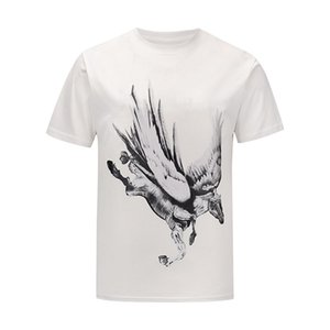 Mens Designer T Shirt Summer Brand Breathable Loose T Shirts For Men And Women Couple Designer Hip Hop Streetwear Tops Luxury Tees MM7