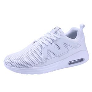SAGACE Мужская обувь на открытом воздухе сетка мода повседневная дышащая Беговая шнуровка удобная подошва спортивная обувь лето 2020 X1226