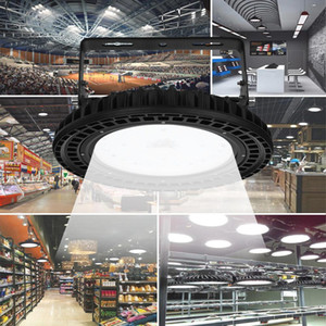 UFO industrial and mining lamp industrial plant lamp factory lighting stadium warehouse lamp LED UFO lamps waterproof explosion proof lamps