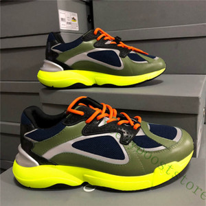 2019 B24 Sneakers Men Women's Shoes Real Leather Calfskin Casual Mens Fashion Athletic Comfortable Breathable Shoes