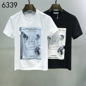 Fly 2020 Summer New Fashion Men And Women T Shirt Original Brand Quality And Exquisite Printing Short Sleeves Pure Cotton Tshirt