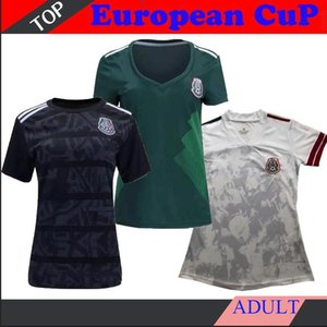 2020 calcio maglia 2019 camicia di calcio femminile 2018 della Coppa del Mondo in Messico DONNE Coppa America CHICHARITO LOZANO MARQUEZ DOS SANTOS GUARDADO