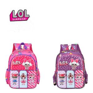 미국 스타일의 11inch 디자이너 소녀 배낭 소녀 만화 스토리지 가방 배낭 크리스마스 선물 가방 어린이 장난감 zx031 인형