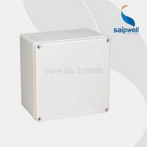 CE ile yüksek kaliteli su geçirmez elektrik kutusu ip66 200 * 200 * 130mm, Rosh
