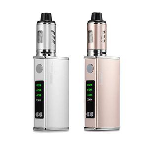 최신 BIGBOX 최소 80 와트 2200 미리 암 페르 하우어 배터리 Vape 모드 상자 Vaper 절대 누출 LED 흡연 키트 기계 담배