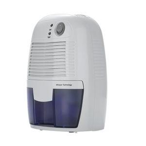 Mini déshumidificateur pour déshumidificateurs d'air déshydratant 500ML d'air déshydratant portable