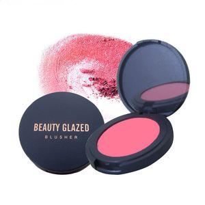 Make-up Rouge Mineral Pigment Gesicht Pressed Powder Blushes 10 verschiedene Farben Brand Beauty Verglaste ePacked Versand