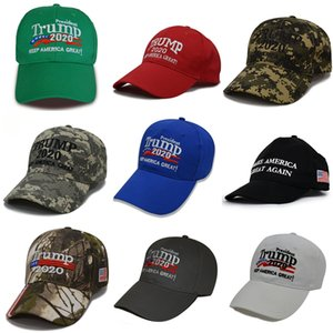 President Donald Trump Hat 2020 Keep Make America Hats & Caps Hats, Scarves & Gloves Great Again Flag Maga Dad Red Baseball Cap Men Women #25