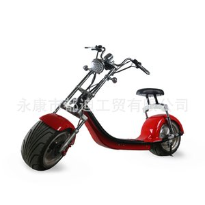 Off-Road Mountain Folding Road Bike Factory Direct Large and Small Harley Electric Motorcycle Electric Scooter Harbin Two-Wheel Battery Car