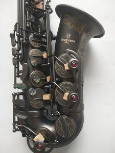 Японский бренд Янагисава A-992 Саксофон альт E-Flat Black Саксофон альт мундштук Лигатура Рид Neck Музыкальный инструмент с футляром