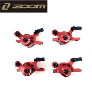 1pcs ZOOM Elektro-Scooter Bremsen Klemme 12-Zoll-Scooter Bremse rechts Bremsfahrradteile rote Farbe