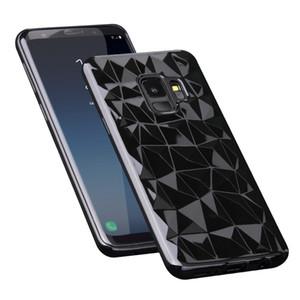 삼성 S9 휴대 전화 쉘 다이아몬드 TPU 소프트 쉘 J2primeJ5primeS10 다이아몬드 울트라 씬 휴대폰 보호 케이스