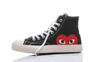 2019 wholesale Original 1970s Shoes For Men Women Running Sneakers Low High Top Skate Big Eye Fashion Casual Free Shipping