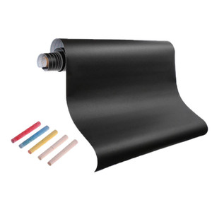 Large Self Adhesive Blackboard Adhesive Paper Wall Sticker