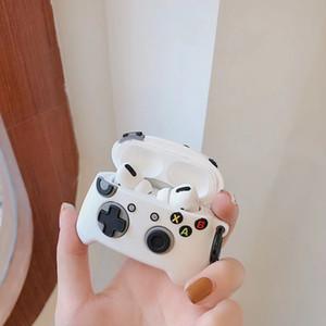 Caso auricolare Video Mytoto Cartoon Game Controller wireless Bluetooth per Apple AirPods Pro 3 2 Silicone di ricarica Cuffie Caso Box