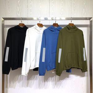 Mode Hommes Styliste Hommes Sweats à capuche Styliste de haute qualité Sport hoodies Blanc Bleu Hommes Femmes Coton Sweat-shirt Taille M-2XL