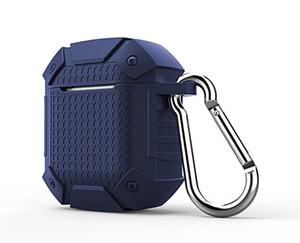 Un PCS cas pour Apple AirPod cas Bouclier SGP Spigen robuste Armure manches poche pour PODS Air Ecouteur avec boîte au détail