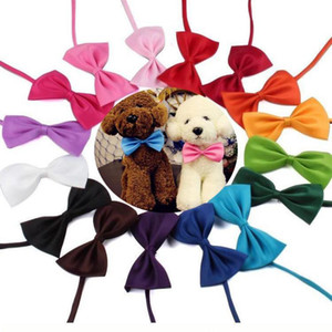 Pet Dog Cat Necklace Adjustable Strap Cat Collar Dogs Accessories pet dog bow tie puppy bow ties dog Pet supplies