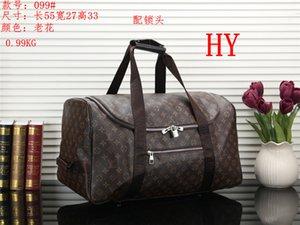 Travel bag 2020 designer handbags purse women and men messenger bags genuine leather tote bag with serial number