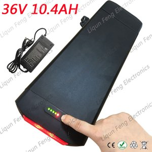 고품질 36V 리튬 전지 10AH 전기 자전거 건전지 500W 36V 10AH 꼬리 빛과 USB를 가진 전기 자전거 건전지 36V.