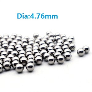 1kg lot steel ball Dia 4.76mm high-carbon steel balls bearing precision G100 free shipping