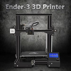 3D Ender-3 Pro Imprimante 3D Plate Build magnétique Mise à niveau CV coupure de courant d'impression DIY KIT Mean Well Alimentation