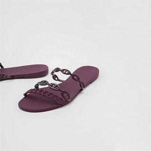 Mode 2020 Été Femmes cheville Strrap Chaussons plate-forme carrée High Heels Imprimer Sexy Wedding Party Chaussures pour femmes Chaussures De Mujer Ct4 # 845