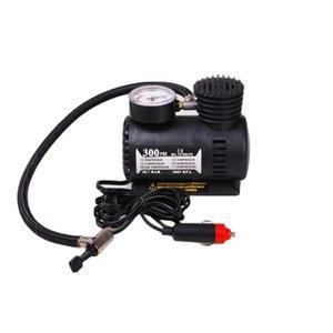 12V Araba Elektrikli Mini Kompakt Kompresör Pompa Bisiklet Lastik Hava Şişirme 300psi Yeni Z825 Dropship 5Yukarı