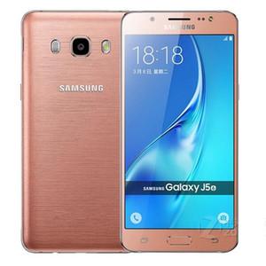 Yenilenmiş Orijinal Samsung Galaxy J5 2016 J510F 5.2 inç Dört Çekirdekli 2GB RAM 16GB ROM 13 MP 4G LTE Cep Telefonu