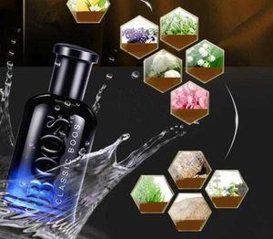 20ssNew arrival 50ML mens perfume Health Beauty Fragrance gray bottle mans parfume Long lasting fruity fragrance Eau de toilette Incense000